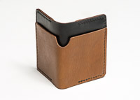 horween chromexcel leather wallet